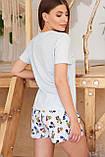 Женская пижама с шортами Джой-2, фото 3