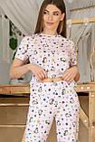 Пижама женская с брюками Джойс, фото 4
