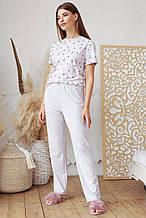 Пижама женская с брюками Джойс-1