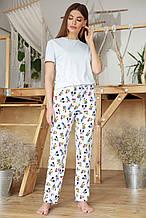 Пижама женская с брюками Джойс-2