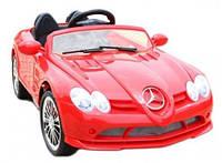 Электромобиль детский на р/у SLR-722SR, красный