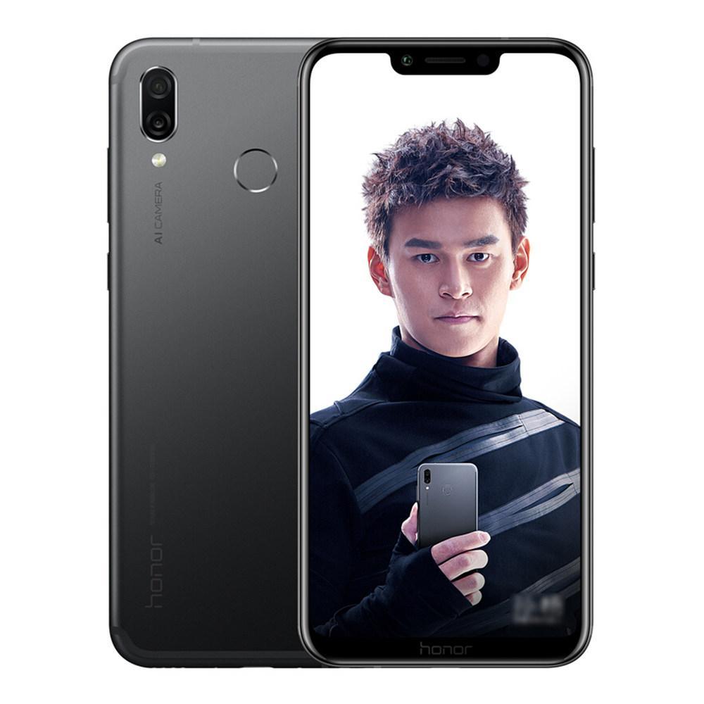 Смартфон Honor Play 6/128GB Black (STD02089)