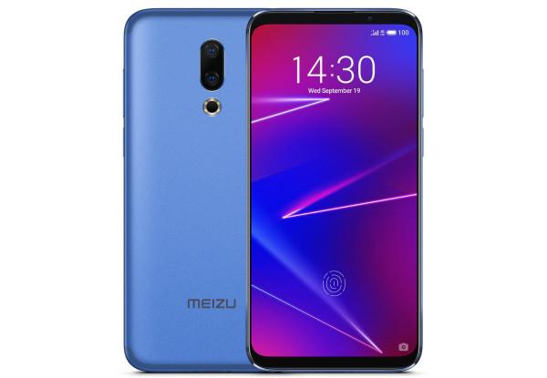 Meizu 16 6/64GB Blue (Международная версия)