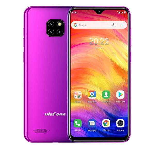 Ulefone Note 7 1/16Gb Purple (STD03536)
