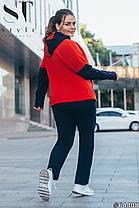 Комфортный теплый спортивный костюм, фото 3