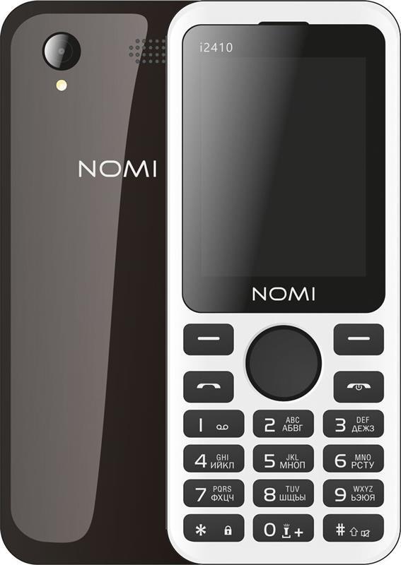 Nomi i2410 Dual Sim Black