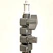 Універсальна складна стійка штатив тринога для кільцевих ламп STAND 1 розкладна підставка-тринога, фото 5