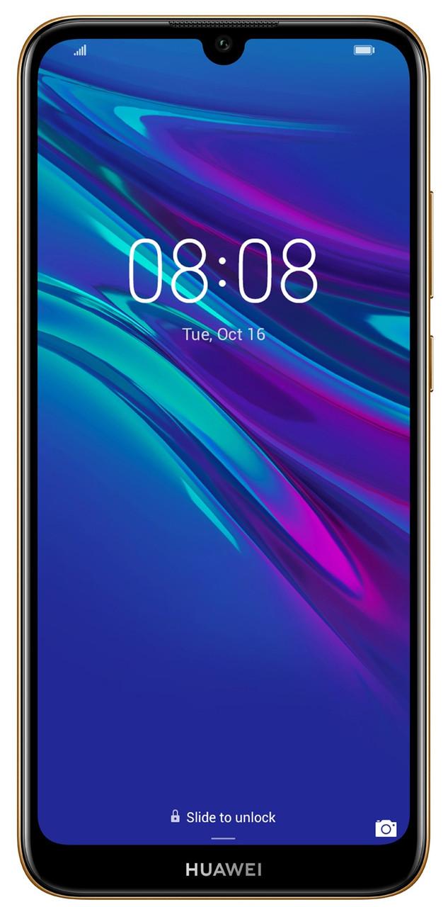 Смартфон Huawei Y6 2019 Amber Brown (6469961)