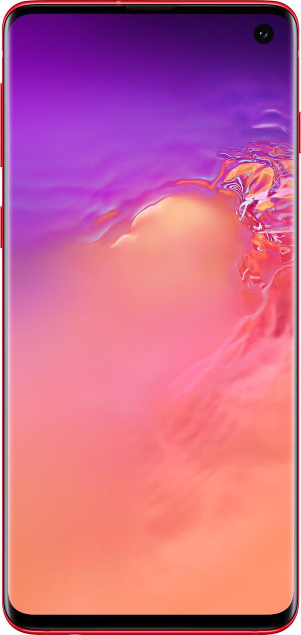 Смартфон Samsung Galaxy S10 8/128Gb Red (6489326)