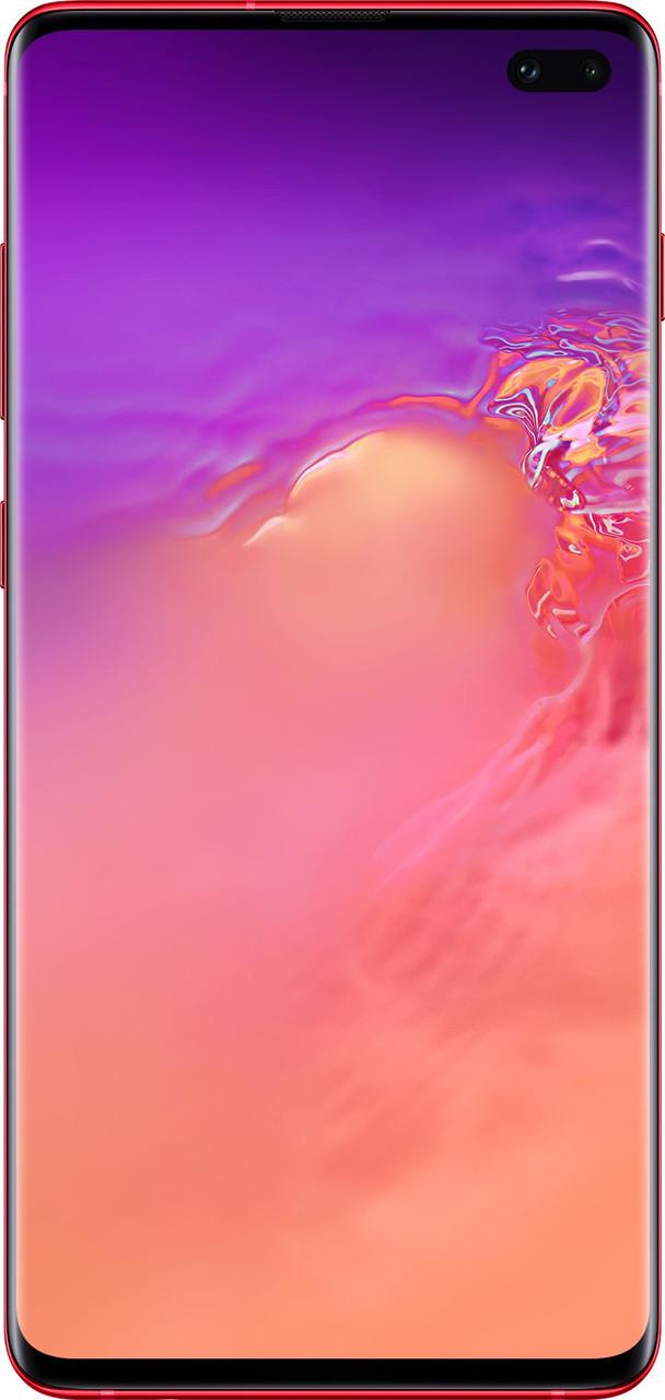 Смартфон Samsung Galaxy S10 Plus 8/128Gb Red (6489327)