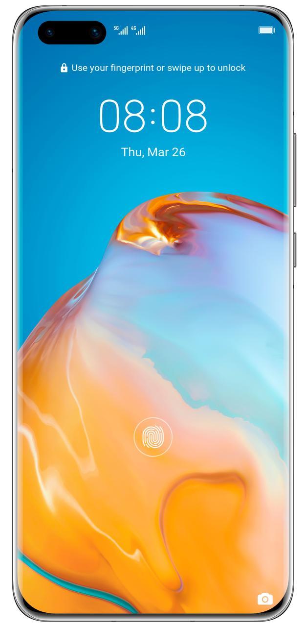 Смартфон Huawei P40 Pro 8/256GB Black (6557712)