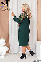 Вечернее платье прямого кроя, фото 3