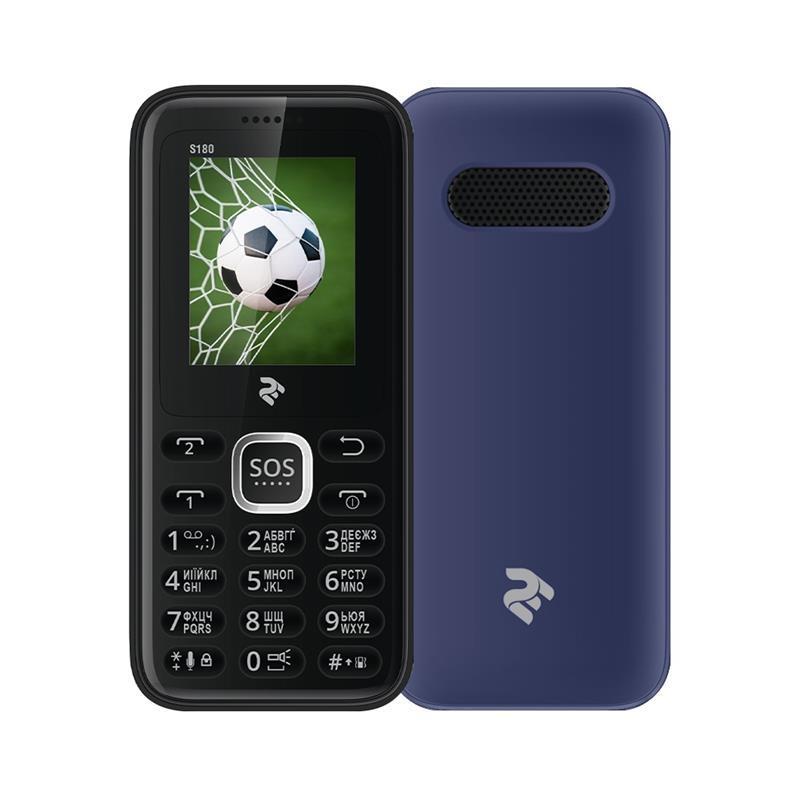 2E S180 Dual Sim Blue (680051628653)