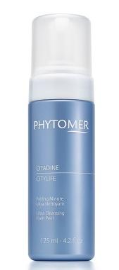Очищающий мусс с эффектом энзимного пилинга Phytomer Citadine Citylife Ultra Cleansing Flash Peel 50ml