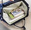 Каркасный трансформер сумка-рюкзак с принтом Микки Маус, фото 4