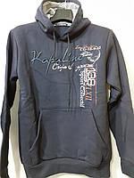 Батник мужской под резинку с капюшоном Kapaline размеры норма 46-52, цвет уточняйте при заказе, фото 1