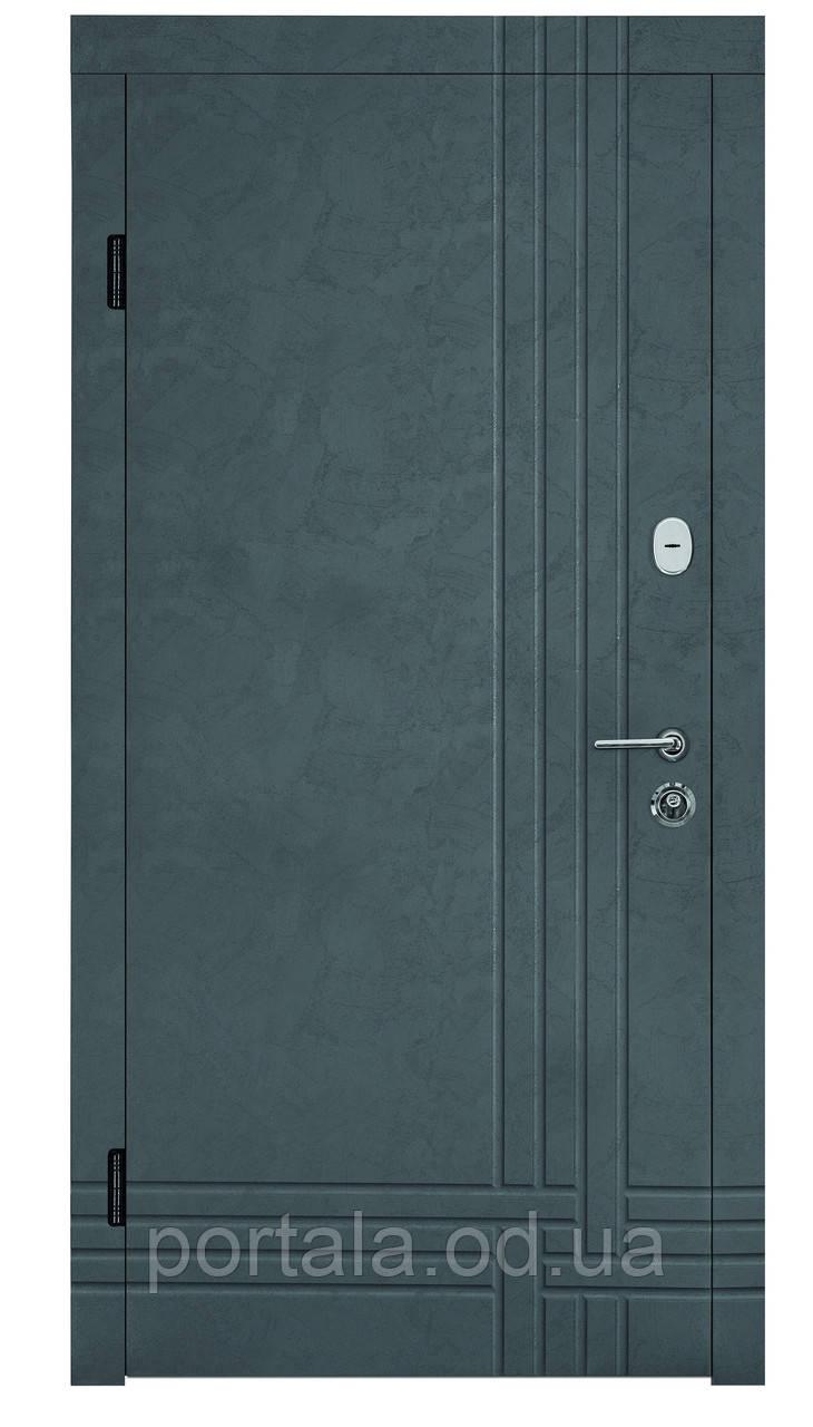 """Входная дверь """"Портала"""" (серия Люкс) ― модель Британика 2"""