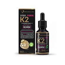 Вітаміни PROGRESS LABS - Vitamin K2 Mk-7 Forte - 30ml