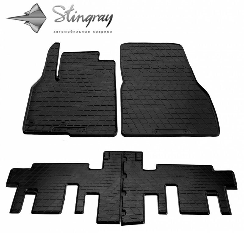 Резиновые коврики в автомобиль Renault Espace IV 2002- (Stingray)