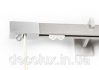 Карниз Модерн 25 Zegar на шнурової приводі