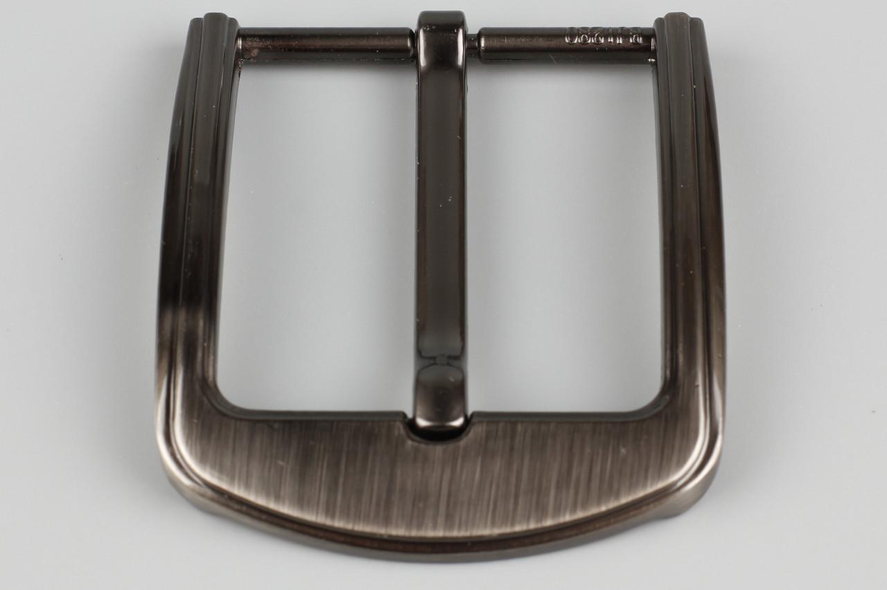 Пряжка ременная 45 мм с одним шпеньком для джинсового ремня