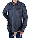 Рубашка джинсовая MONTANA BLACK 02, фото 4