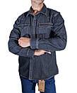 Рубашка джинсовая MONTANA BLACK 02, фото 6