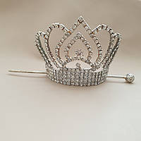 Корона на хвост или дульку, фото 1