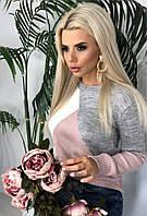 """Супермодный стильный теплый женский свитер """"Лорен"""""""