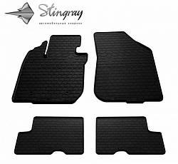 Резиновые коврики в автомобиль Renault Duster 2010-2015 (Stingray)