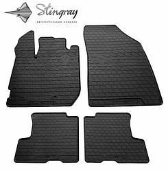 Резиновые коврики в автомобиль Renault Duster 2018- (Stingray)