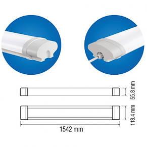 Світильник світлодіодний промисловий Horoz Electric OKYANUS-90 7200Лм 4200К (059-005-0090-020), фото 2
