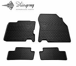 Резиновые коврики в автомобиль Renault Kadjar 2016- (Stingray)