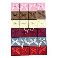 Подарочные коробочки 24шт «Sophistication» для колец