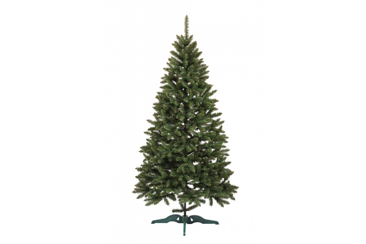 Искусственная елка Анастасия 1,2 метра  пушистая , на подставке