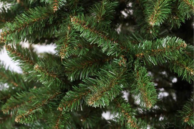Искусственная елка Анастасия 1,2 метра  пушистая , на подставке, фото 2