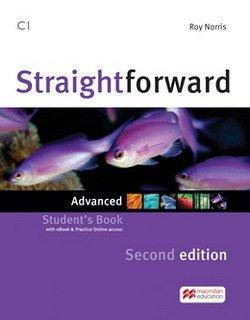 Straightforward Second Edition Advanced Student's Book with Online Access Code and eBook