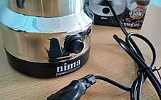 Кофемолка металлическая Nima NM-8300 Japan (150W), фото 2