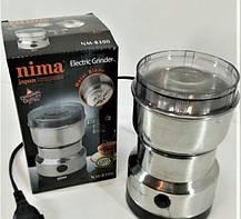 Кофемолка металлическая Nima NM-8300 Japan (150W), фото 3