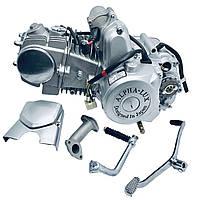 Двигатель Альфа, Дельта, Актив 125сс механика