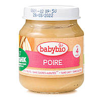 Органическое Фруктовое пюре Babybio Груша 130 г 51071 ТМ: Babybio