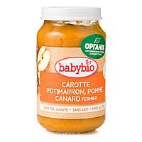 Органическое Пюре Babybio Овощи с уткой 200 г 51064 ТМ: Babybio
