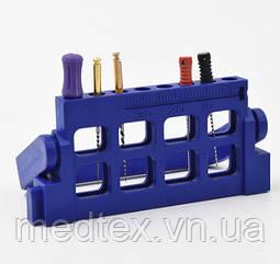 Эндодонтический блок 8 отверстий стоматологический