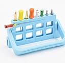 Эндодонтический блок 8 отверстий стоматологический, фото 2