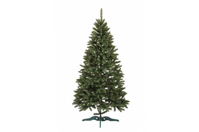Искусственная елка Анастасия 1,8 метра  пушистая , на подставке, фото 2