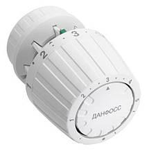 Термоголовка Danfoss регулятор температуры, для радиатора, батарей, отопления  2991, резьба подключения RA,