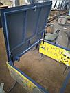 Стальной люк в подвал 600/600 мм / напольный люк в погреб, фото 6