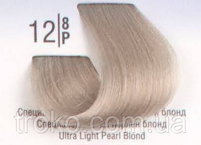 Краска для волос Spa master professional 12/8P Специальный светлый жемчужный блонд 100 мл