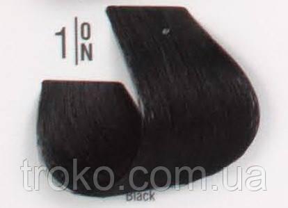 Краска для волос Spa master professional 1/ON Черный 100 мл