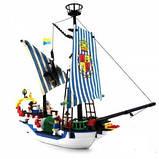 """Конструктор """"Пиратский корабль"""" 310 дет, Brick 305, фото 2"""